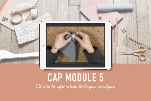 Photo officielle - CAP module 5