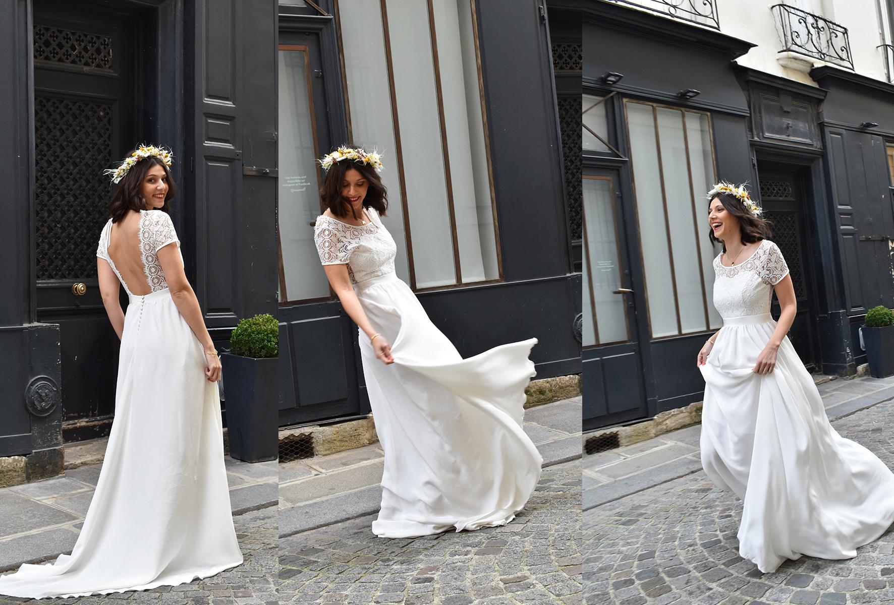 J'apprends à coudre ma robe de mariée - Artesane